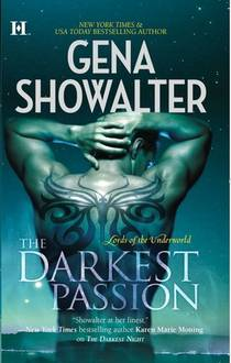 Picture of a book: The Darkest Passion