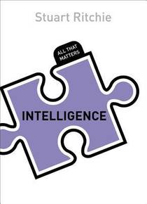 Picture of a book: Intelligence: All That Matters