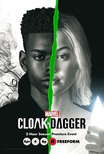 Picture of a TV show: Cloak & Dagger