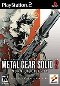 Picture of a game: Metal Gear Solid 2: Sons Of Liberty