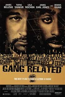 Picture of a movie: Gang Related
