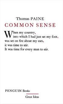 Picture of a book: Common Sense