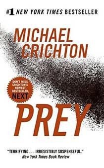 Picture of a book: Prey