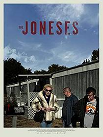 Picture of a movie: The Joneses