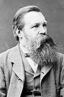 Picture of an author: Friedrich Engels