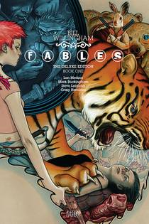 Picture of a book: Fables