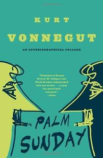 Picture of a book: Palm Sunday: An Autobiographical Collage