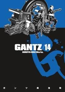 Picture of a book: Gantz/14