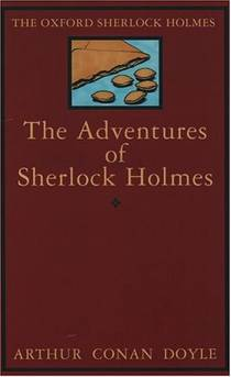 Picture of a book: The Adventures Of Sherlock Holmes
