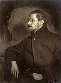 Picture of an author: James Joyce