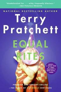 Picture of a book: Equal Rites