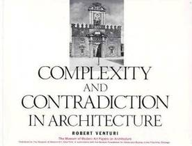 Picture of a book: Complexity And Contradiction In Architecture