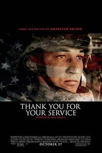 Picture of a movie: Thank You For Your Service