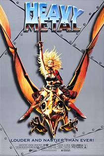 Picture of a movie: Heavy Metal