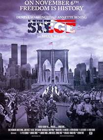Picture of a movie: The Siege