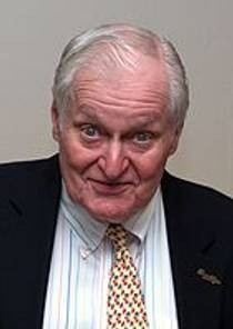 Picture of an author: John Ashbery