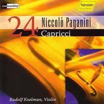 Picture of a band or musician: Niccolò Paganini