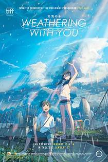 Picture of a movie: Weathering With You