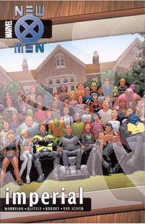 Picture of a book: New X-Men, Volume 2: Imperial