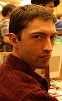 Picture of an author: Andrew Hussie