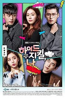 Picture of a TV show: Hyde, Jekyll, Me