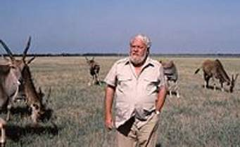 Picture of an author: Gerald Durrell
