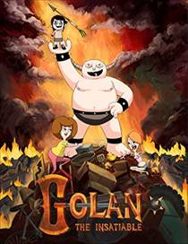 Picture of a TV show: Golan The Insatiable