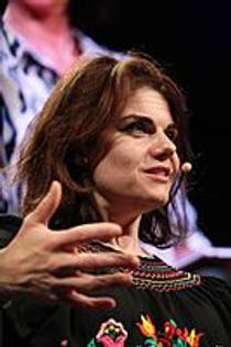 Picture of an author: Caitlin Moran