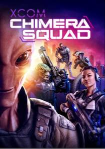 Picture of a game: Xcom: Chimera Squad