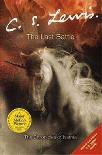 Picture of a book: The Last Battle