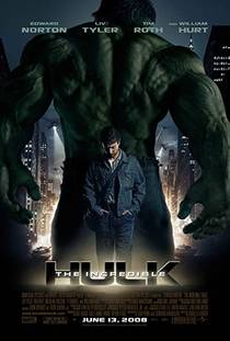 Picture of a movie: The Incredible Hulk