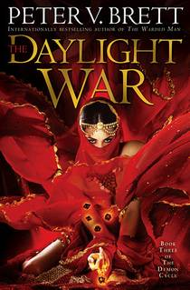 Picture of a book: The Daylight War