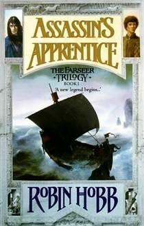 Picture of a book: Assassin's Apprentice