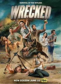 Picture of a TV show: Wrecked
