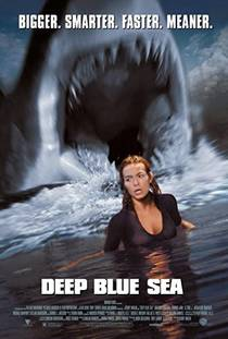 Picture of a movie: Deep Blue Sea