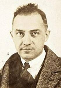 Picture of an author: William Carlos Williams