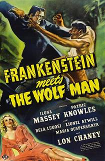 Picture of a movie: Frankenstein Meets The Wolf Man