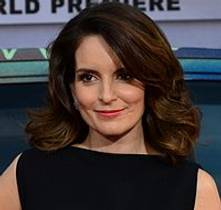 Picture of an author: Tina Fey