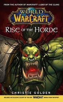Picture of a book: Rise Of The Horde
