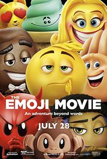 Picture of a movie: The Emoji Movie