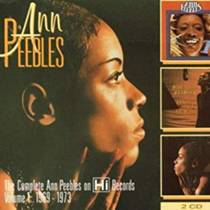 Picture of a band or musician: Ann Peebles
