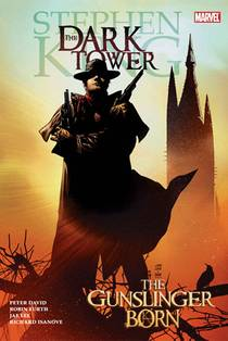 Picture of a book: The Dark Tower: The Gunslinger Born