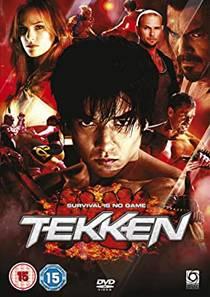 Picture of a movie: Tekken