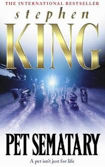 Picture of a book: Pet Sematary
