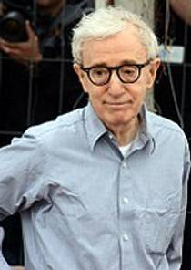 Picture of an author: Woody Allen