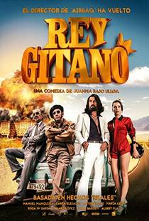 Picture of a movie: Rey Gitano