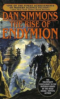 Picture of a book: The Rise Of Endymion