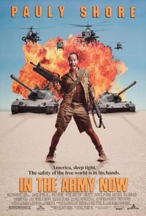 Picture of a movie: In The Army Now