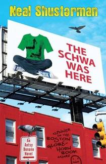 Picture of a book: The Schwa Was Here