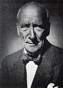 Picture of an author: Algernon Blackwood